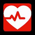 Heart rate calculator icon