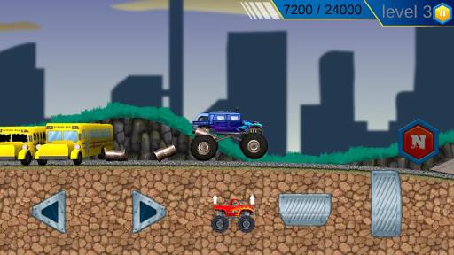 Monster trucks for Kids screenshots 8