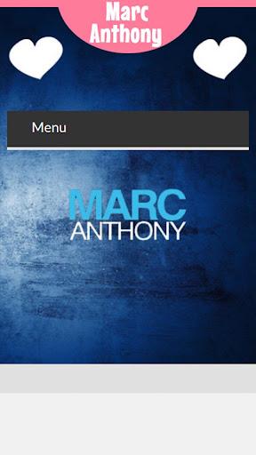 Letras de Marc Anthony