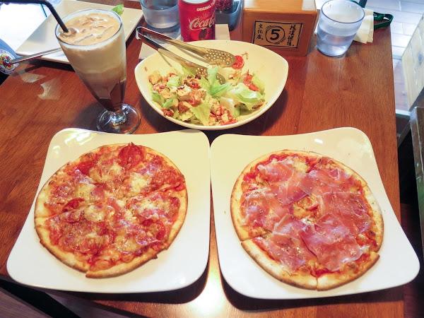Pizza Rock 搖滾披薩 高雄文化店