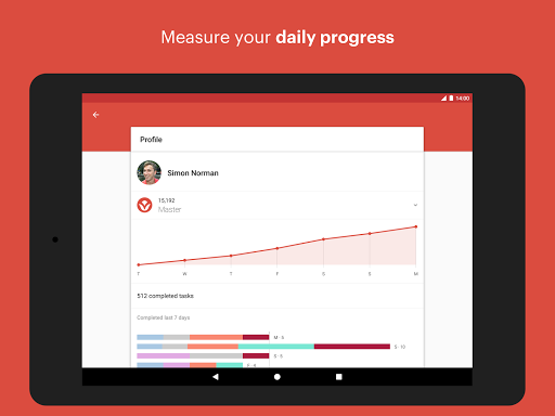 Todoist: To-do lists for task management & errands screenshot 8