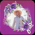 Cute Flower Photo Frames icon