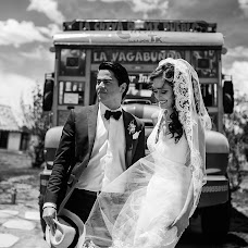Wedding photographer Juan pablo Velasco (juanpablovela). Photo of 13.03.2017