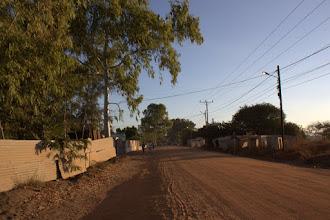 Photo: The road to Pemba from Maringanha