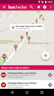 UK Bus Checker - Live Times- screenshot thumbnail