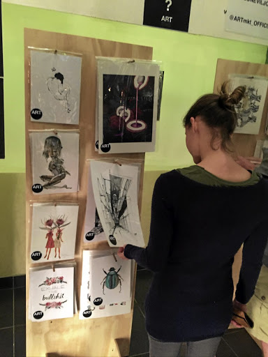 ARTmkt will sell A4 and A3 prints of illustrations by Durban artists.