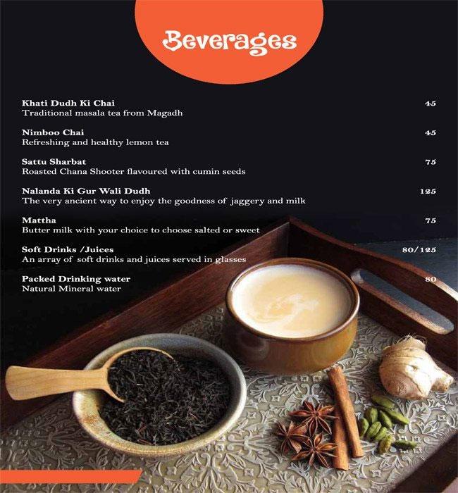 Magadh & Awadh menu 14