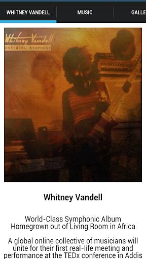 Whitney Vandell