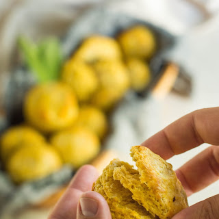 Flaky Butternut Squash & Sage Biscuits