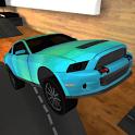 Car Race Extreme Stunts icon