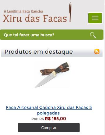 Xiru das Facas  screenshots 1