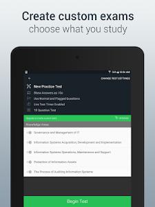 CISA® Exam Prep 2016 v3.1.2 (Unlocked)