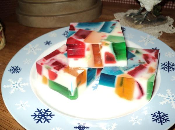 Party Glass Block Jello Recipe