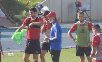Entrenamiento del Almería (2-6-2020)