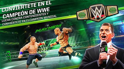 WWE Mayhem  trampa 7