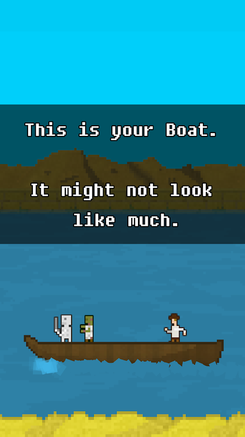 You Must Build A Boat mod apk