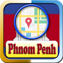 Phnom Penh City Maps and Direction icon
