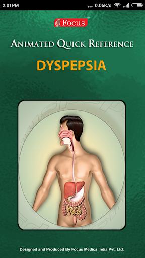 AQR - Dyspepsia