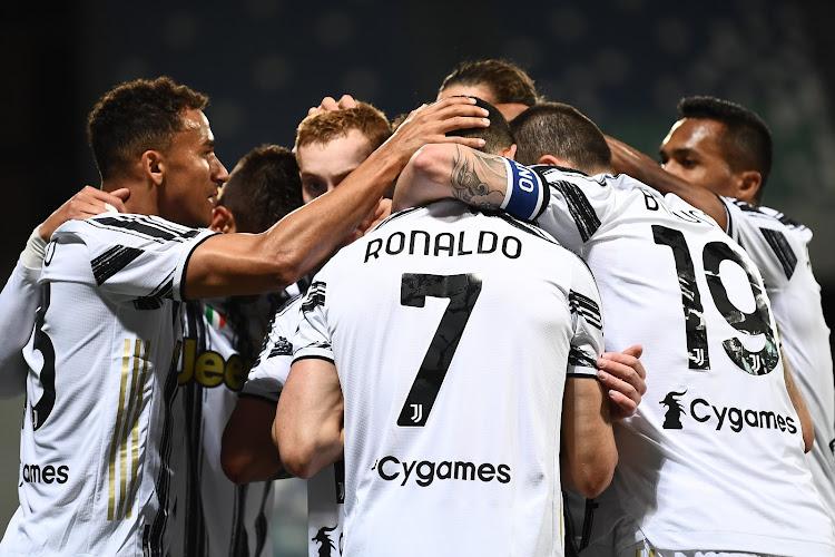 La Juventus révèle son maillot pour la saison 2021-2022