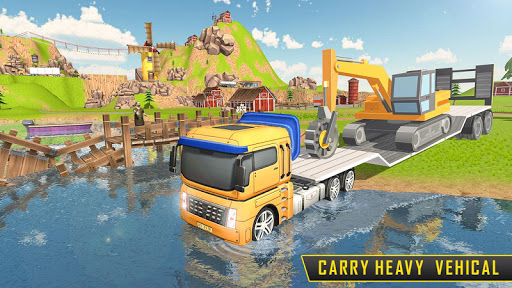 Crazy Euro Truck Simulator 2018 1.0.5 {cheat|hack|gameplay|apk mod|resources generator} 4