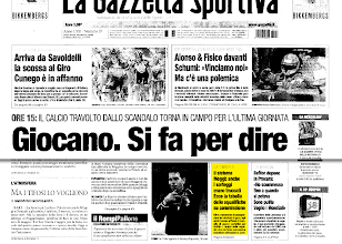 Photo: 14 maggio 2006. La Juve vince sul campo lo scudetto 29