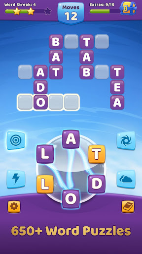 Word Rangers: Crossword Quest android2mod screenshots 1