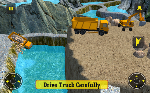 Construction Simulator Heavy Truck Driver 1.1 screenshots 4