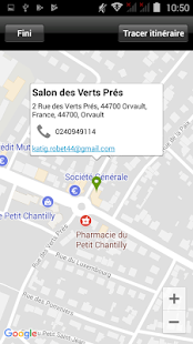 Salon des Verts Prés - náhled