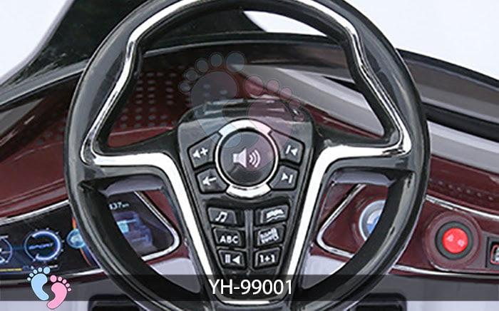Ô tô điện trẻ em YH-99001 17