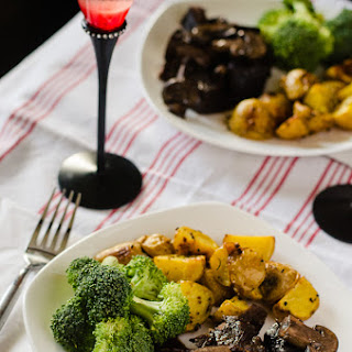 Red Wine Mushroom Braised Beef