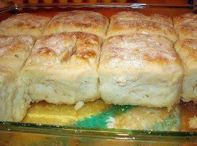 Bisquick, Sour Cream, 7-up And Butter! Recipe