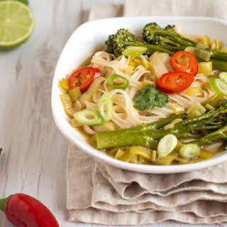 Asian Broccoli Soup Recipes.