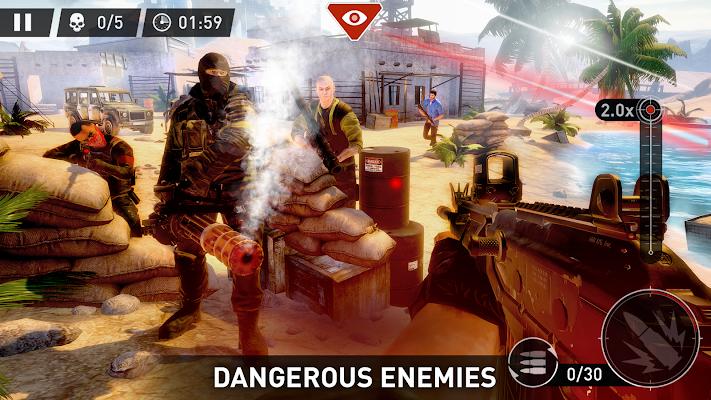 Sniper: Ghost Warrior- screenshot