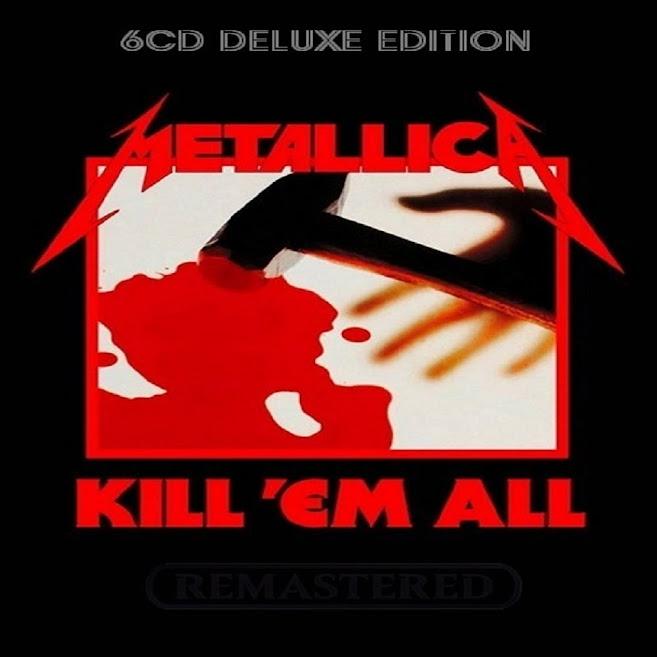 """Popsike. Com new/sealed metallica """"kill 'em all"""" [deluxe]-2lp."""