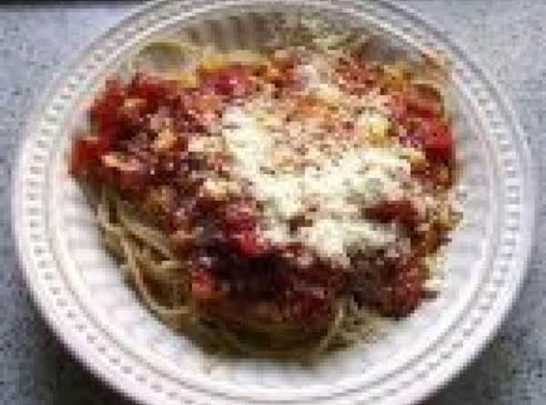 Sassy Fiesta Spaghetti Recipe