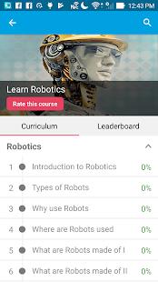 Learn Robotics - náhled