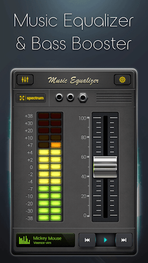 Equalizer - Music Bass Booster screenshot 2