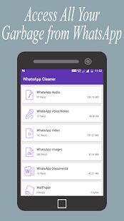 Power Cleaner for WhatsApp- screenshot thumbnail