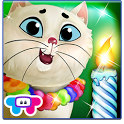 Kitty Cat Birthday Surprise icon