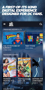 DC Universe - The Ultimate DC Membership - Apps on Google Play