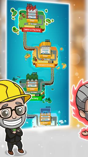 Idle Factory Tycoon 1.34.1 screenshots 4