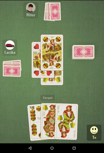 Zsirozas - Fat card game apkmr screenshots 9