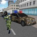 San Andreas Crime City 3D Icon