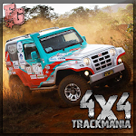 4x4 Track Mania Racing 2015 Icon