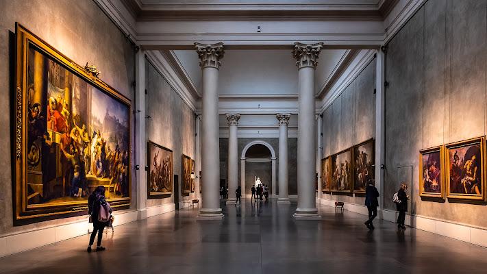 Galleria Farnese - Parma di Sergio Locatelli