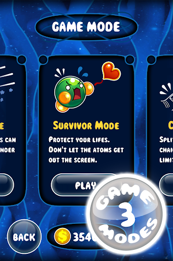 Tap Atom - A Puzzle Challenge For Everyone! screenshot 2