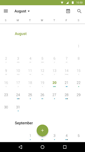 BlackBerry Calendar screenshot 3