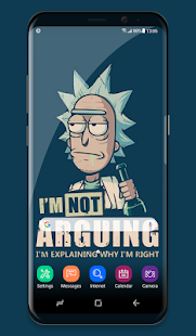 Rick fanart Wallpapers - náhled