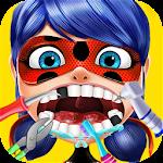 Ladybug Crazy Dentist Icon