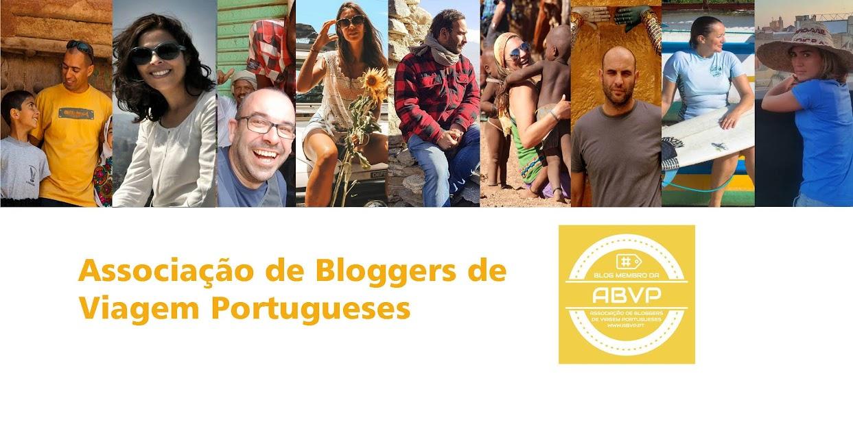 Associação de Bloggers de Viagem Portugueses - Os bloggers de viagem portugueses já têm uma associação - ABVP - e o Viajar entre Viagens também lá está